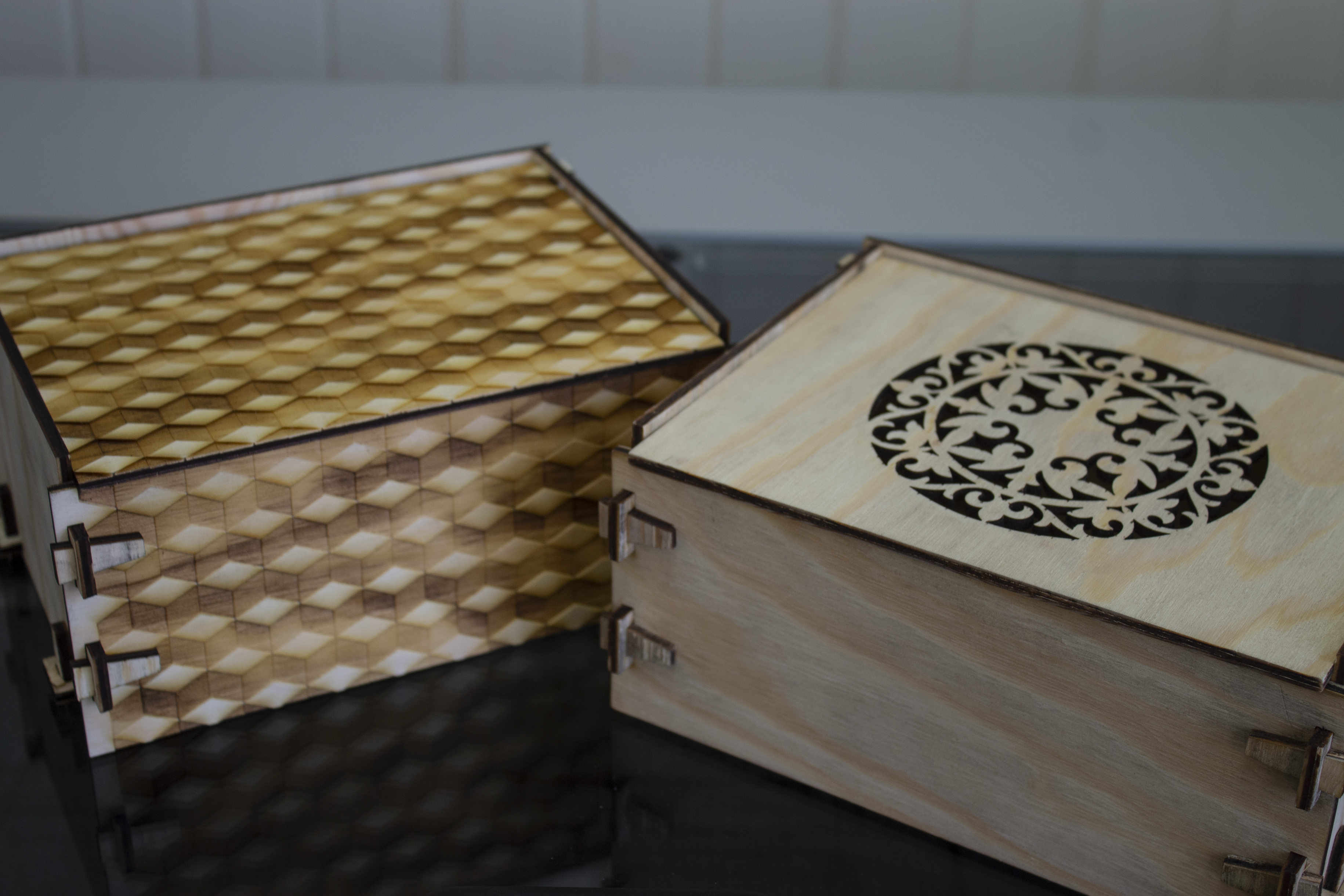 lasercut box promo 2